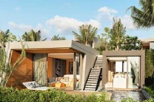 ห้องพัก Beachside Seaview Pool Villa