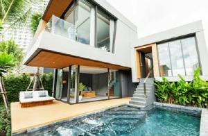 ห้องพัก Duplex Grand Pool Villa