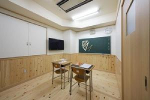 เลิฟโฮเตลที่จำลองเป็นห้องเรียน แล้วเตียงล่ะ!?