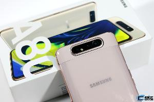 Review : Samsung Galaxy A80 สมาร์ทโฟนพลิกกล้องหลังมาเป็นกล้องหน้า