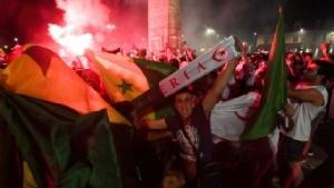 ตร.จับกุมแฟนบอล 282 คนในฝรั่งเศส หลังแอลจีเรียเข้ารอบชิงถ้วย
