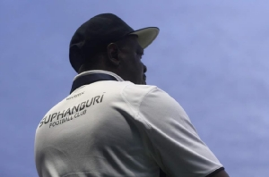 อเดบาโย กาเดโบ หัวหน้าผู้ฝึกสอนสุพรรณบุรี เอฟซี