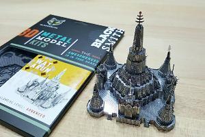 """Blacksmith"" โมเดลสแตนเลส ดีไซน์เฉียบ อวดโฉมเอกลักษณ์ไทยสุดเท่"