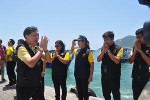 เผยมาตรการคุ้มครองทะเลเกาะเต่าสำเร็จ ทำทรัพยากรเพิ่ม นักท่องเที่ยวแห่ชม