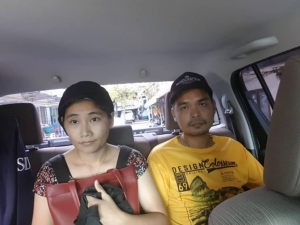 รวบสองสามีภรรยา เปิดเต็นท์รถมือ 2 ยักยอกเงินลูกค้า มีหมายจับรวม 53 คดี
