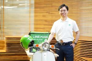 LINE MAN ผนึกบิ๊กฟูดเชนเปิดแอปฯ ลดการใช้พลาสติก