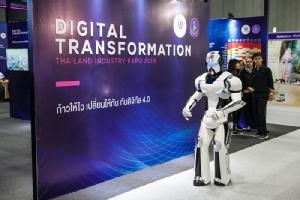 """เริ่มแล้ว!! """"ไทยแลนด์ อินดัสทรี เอ็กซ์โป 2019"""" วิวัฒน์อุตสาหกรรมสู่อนาคต"""