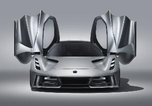 Lotus  Evija พลังไฟฟ้าระดับ 2,000 แรงม้า