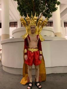 """""""เก่ง ธชย-โน้ต ศรัณย์"""" เฮ """"เด็กไทย"""" สร้างชื่อก้องโลก คว้าแชมป์ """"ชุดประจำชาติ"""" ในการแข่งขัน """"WCOPA"""""""