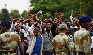 """กองกำลังเอธิโอเปียปะทะกลุ่มเรียกร้อง """"เขตปกครองตนเอง"""" ตายแล้ว 17 ศพ"""