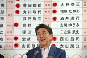 """เจาะผลเลือกตั้งวุฒิสภาญี่ปุ่น """"เลือกความสงบ จบที่อาเบะ"""" ?"""