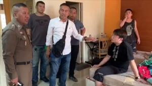 นักศึกษาต่างชาติหัวใสอัดยาเสพติดใส่กรอบพระเครื่องส่งต่างประเทศ