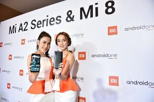 แฟ้มภาพการเปิดตัวสมาร์ทโฟน Xiaomi เมื่อปี 2018