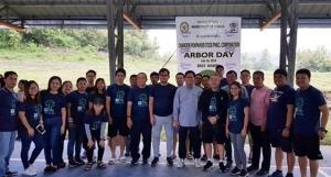 ซีพีเอฟ ฟิลิปปินส์ ร่วมปลูกต้นไม้ เนื่องในวัน Arbor Day 2019