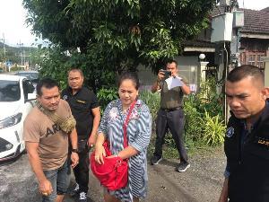กองปราบฯ จับกุมสาวใหญ่ตุ๋นคนแก่ลงทุน ธ.ก.ส. เหยื่อหลงเชื่อสูญเงิน 8 ล้าน