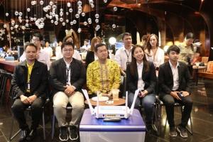 """ทรูออนไลน์เปิดตัว """"Gigatex Fiber Router"""" เทคโนโลยีสุดล้ำ ครั้งแรกในไทย"""