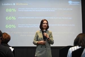 สลิงชอทกรุ๊ปรุกธุรกิจ Leadership Wellness รายแรกในไทย เจาะผู้นำระดับสูง สร้าง Wellness Culture เพื่อธุรกิจยั่งยืน