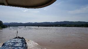 จีนปล่อยน้ำเพิ่ม! น้ำโขงสามเหลี่ยมทองคำ-พรมแดนไทยขึ้นแล้ว
