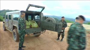 ชี้คาราวานยานรกถูกวิสามัญ 4 ศพขนไอซ์ว้าเหนือเข้าไทย ฐานผลิตใหญ่อยู่ปูนาโก่-ดอยสามสูง