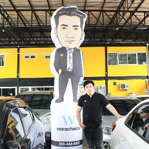 """""""วรชัย คาร์ กรุ๊ป"""" สร้างความมั่นใจแก่ผู้ชื้อรถยนต์มือสอง เร่งพัฒนาสินค้า-บริการ เทียบเท่าซื้อรถยนต์ป้ายแดง"""
