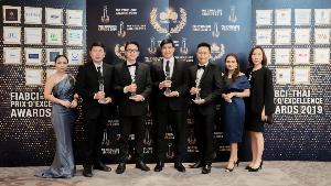 ออริจิ้นคว้า 4 รางวัล FIABCI - Thai Prix D' Excellence Awards 2019