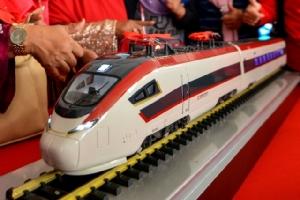 มาเลย์เริ่มโครงการทางรถไฟร่วมทุนจีนใหม่อีกครั้ง หลังได้ข้อตกลงใหม่