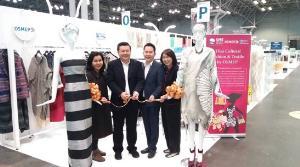 สสว.จับมือ สสท.ยกทัพ SME บุกตลาดอเมริกา ดันสินค้าแฟชั่นไทยสู่เวทีโลก