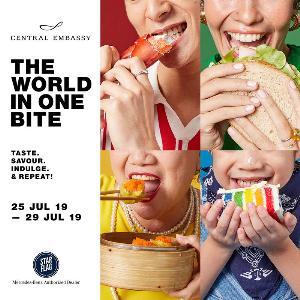"""""""The World in One Bite""""  เสิร์ฟความอร่อยระดับโลกใจกลางกรุงเทพฯ"""