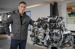 Markus Baumann Teamleader Development Boxer Engines