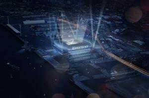 """""""ทอฟฟี"""" ควัก 500 ล้านปอนด์ เนรมิตสนามบอลริมน้ำ ปลุกมนต์ขลัง """"กำแพงสีน้ำเงิน"""""""