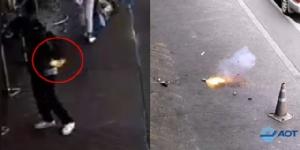 อุทาหรณ์! แบตสำรอง ระเบิดคากระเป๋าหน้าสนามบินเชียงใหม่ โชคดีเหตุไม่ได้เกิดบนเครื่อง