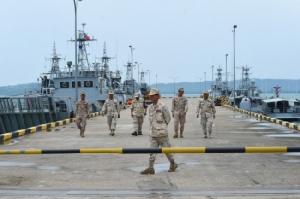 กัมพูชาจัดทริปพิเศษพานักข่าวชมฐานทัพเรือเรียม โต้ข่าวเปิดให้จีนใช้งาน