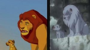 """บิดาแห่งมังงะ """"เท็ตสึกะ โอซามุ"""" กับสิงโตขาวต้นฉบับของ Lion King"""