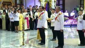 กรมสมเด็จพระเทพฯ เสด็จพระราชดำเนินงานสโมสรสันนิบาต เฉลิมพระเกียรติพระบาทสมเด็จพระเจ้าอยู่หัว