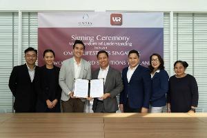 การลงนามความร่วมมือ MOU ของบริษัท Innovative Concierge ระดับภูมิภาคยกระดับการให้บริการและตั้งเป้าเบอร์หนึ่งเอเชีย