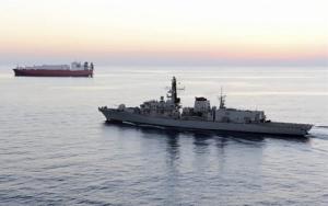 ผู้บังคับการเรือรบผู้ดีชี้! อิหร่านกำลังยายามทดสอบอังกฤษในอ่าวอาหรับ