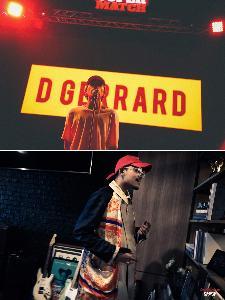 ดนตรีที่ไม่มีนิยามของ 'D GERRARD'