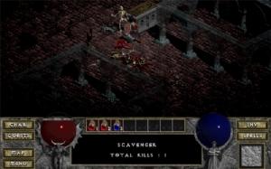 """""""Diablo""""(1996) เปิดให้เล่นบนเว็บเบราเซอร์แล้ว"""