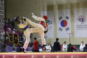 จอมเตะดาวรุ่งไทย กระหึ่ม คว้าทอง ศึก Korea Open 2019