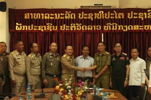 ลาวส่งตัวพ่อค้าไทยโดนอุ้ม-ถ่ายคลิปรีดเงิน 5 ล้าน ข้ามโขงกลับไทยแล้ว ชี้ชาวจีนลงมือ