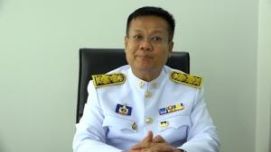 นพ.สมชายโชติ ปิยวัชร์เวลา นายแพทย์สาธารณสุขจังหวัดขอนแก่น และผู้อำนวยการสำนักงานสุขภาพที่ 7