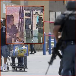 InClip: มือปืนไรเฟิลบุกกราดยิงวอลล์มาร์ท เทกซัส ติดชายแดนเม็กซิโก ดับ 20 เจ็บ 26