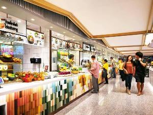 'เซ็นทรัลเวิลด์' ชูศูนย์อาหาร 'foodwOrld' คว้าอาคารเขียวมาตรฐานสูงสุด  LEED Platinum หมวด Commercial Interior Retail รายแรกของเอเชีย