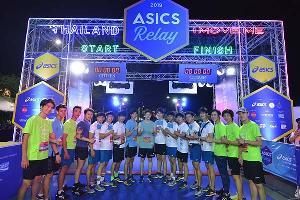ASICS RELAY 2019 งานวิ่งสุดยิ่งใหญ่ระดับภูมิภาค