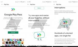 """กูเกิลซุ่มพัฒนาแอพบริการเกม """"Play Pass"""""""