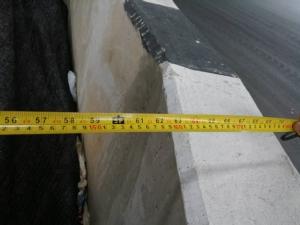 ความปลอดภัยอยู่ไหน! ทางเท้าหน้าป้อมตำรวจ สน.ท่าพระ สร้างไม่ได้มาตรฐาน เตรียมจี้ กทม.ปล่อยสร้างได้อย่างไร