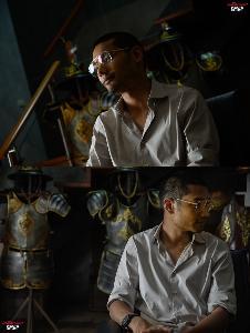 """หม่อมราชวงศ์เฉลิมชาตรี ยุคล """"ความปากกล้าของผมเกิดขึ้นจากการได้ลองและได้ล้ม"""""""