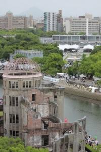 พ่อเมืองฮิโรชิมาจี้รบ.ญี่ปุ่นลงนาม 'สนธิสัญญาห้ามอาวุธนิวเคลียร์'