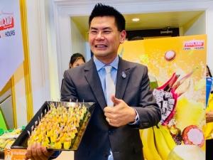 กรมการค้าภายในเร่งแก้ปมตลาดผลไม้ไทย นำสื่อออนไลน์กรุยทาง เพิ่มบริโภคในประเทศ