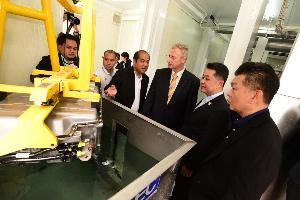 เบนซ์ ผนึกกำลัง สวทช.ตั้งแล็บ PHEV แห่งแรกในอาเซียน